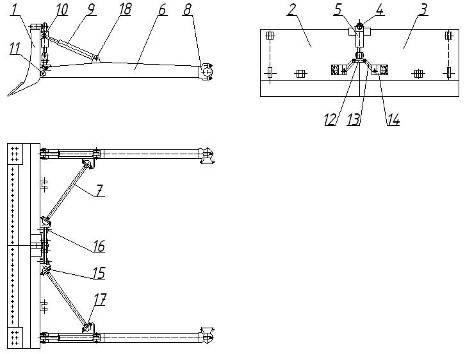 Рисунок 1 Схема рабочего